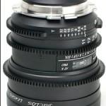 Duclos 11-16mm T2.8 Zoom Lens.