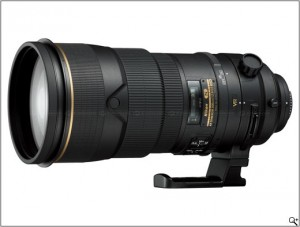 New Nikkor 300mm F2.8