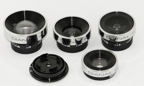 Lomo Lenses