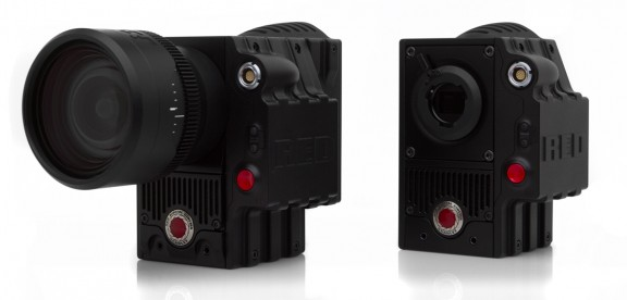 Fixed lens & Interchangeable Scarlets