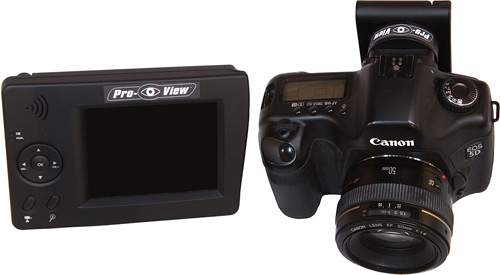 Pro-View Video Transmitter