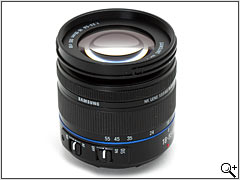 18-55mm Standard Zoom Lens