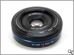 30mm T2 Pancake Lens