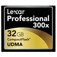 Lexar 32GB UDMA CF Card $170 US.