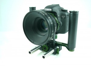 Hot Rod Camera's 7D PL Mount Adapter