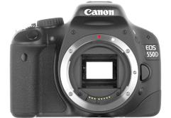 Canon 550D.