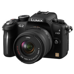 Panasonic Lumix G2 HD DSLR