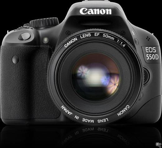 Canon Rebel 550D/T2i