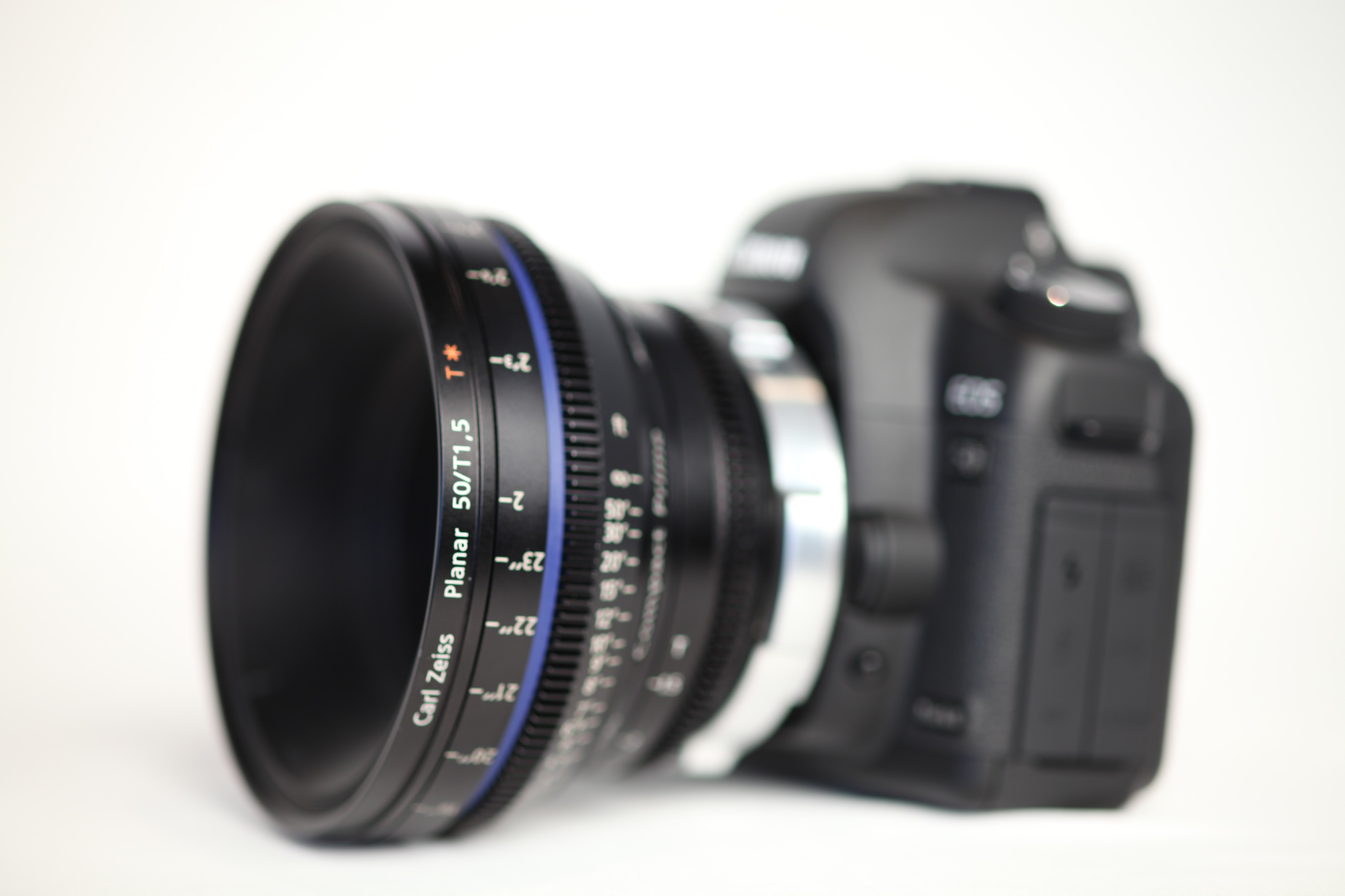 Hot Rod Cameras Canon 5D Mark II PL Mount