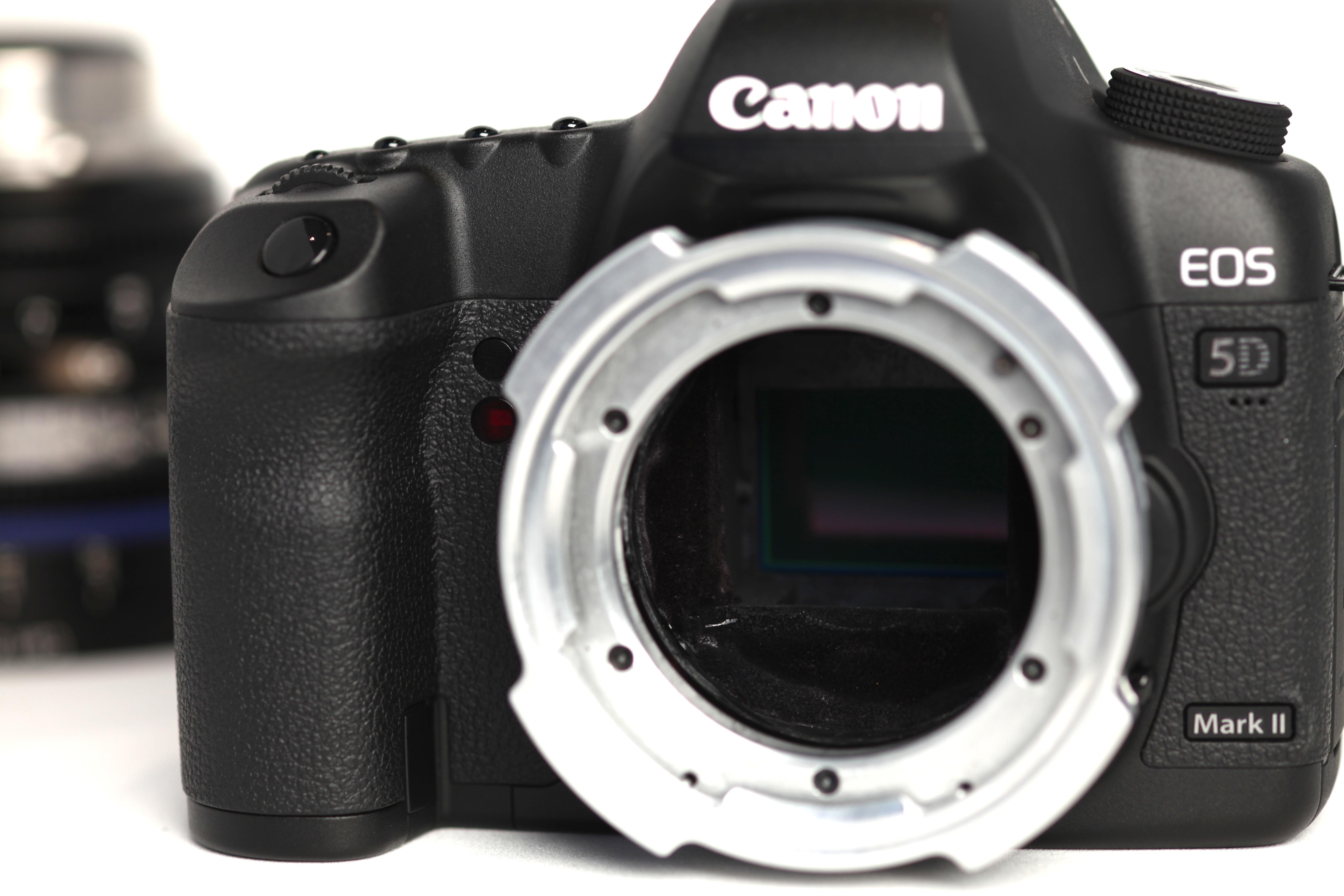 Hot Rod Cameras PL Mount 5D