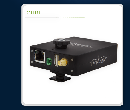 cube1 broadcast Teradek Announces Cube HD WiFi Transmitter HDMI.