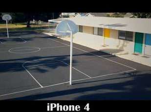 Canon 7D and Apple iPhone 4 Comparison Video.
