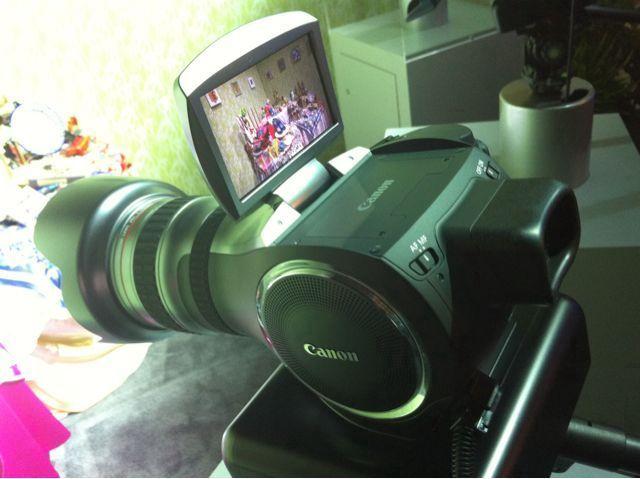 Canon 4K Concept Camera Source: Philip Bloom