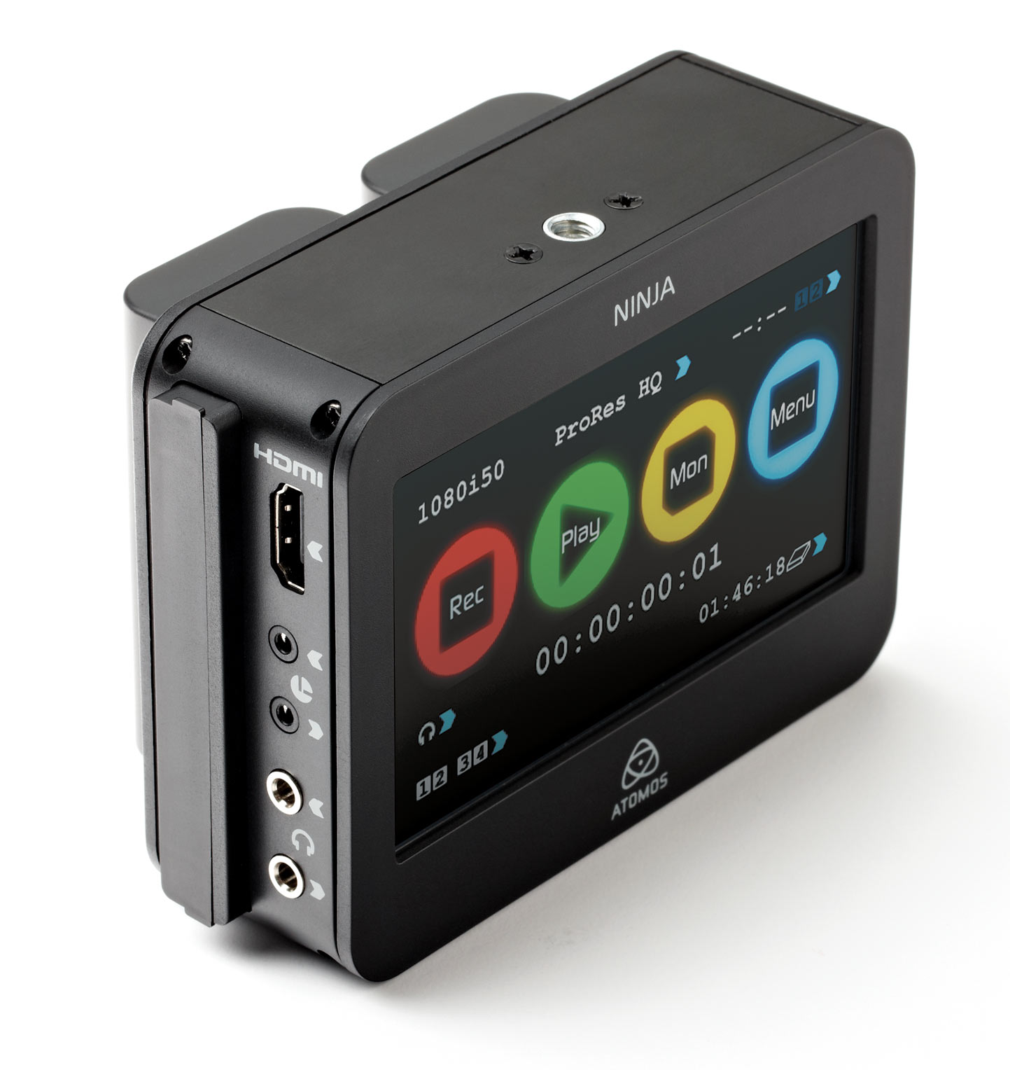 ninja at0091 frnt assemb Death of HDSLR part 2: All u need to know about the $995 Atomos