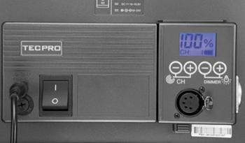 felloni dmx NAB 11   Dedo TECPRO Felloni: new hq LED at low price