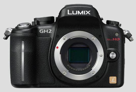 gh2 Panasonic GH2 gets 25p / 30p and $300 off