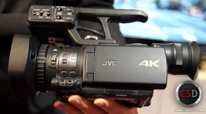JVC 4k IBC 2011: JVC's 4K camera concept   estimated 6000 or 7000 €