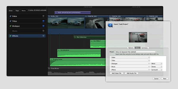 XML update and 30-day free trial for Final Cut Pro X | cinema5D