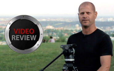 Video Review: SACHTLER Ace - new ultra affordable fluid tripod