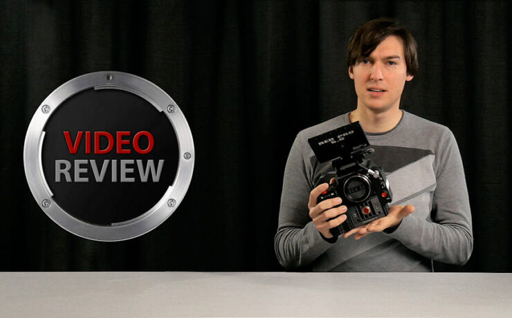 RED Scarlet-X - Video Review