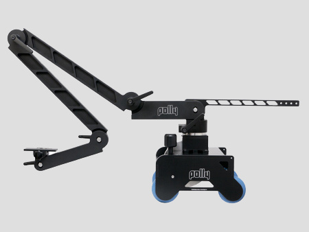 Slider Alternative: A pocket dolly with a flywheel - Polly!   cinema5D