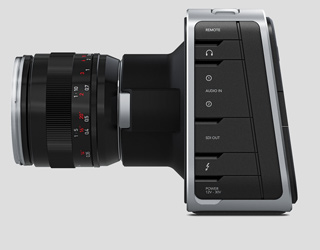 blackmagiccinemacameraleftside3 Blackmagic Cinema Camera will come in the third week of August
