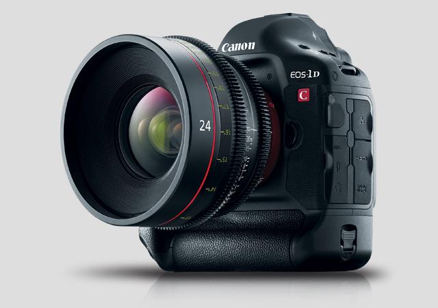 The Canon EOS-1D C - 4K dream HDSLR | cinema5D