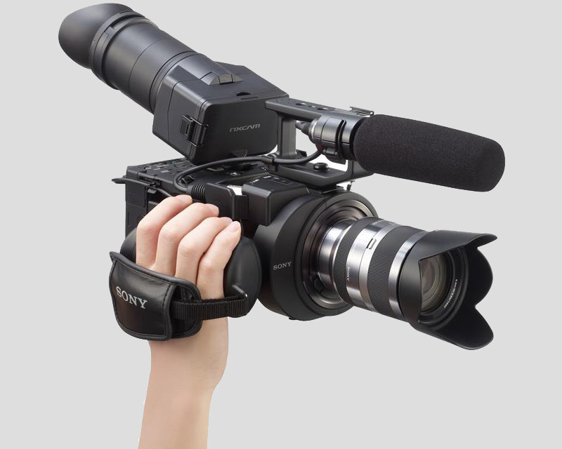 Sony NEX-FS700 announced – striking 240fps in HD » cinema5D news