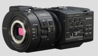 nex700 51 320x184 Sony NEX FS700 announced   striking 240fps in HD