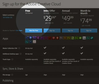 cloud 320x271 Adobe CS6 shipping + creative cloud trial [UPDATE]: online