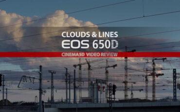 Canon T4i / 650D - video samples / noisetest