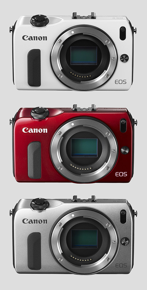 eosm 5 First Hands On: The new Canon EOS M. Is it cool?