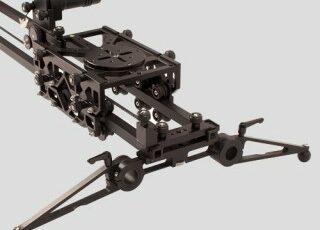 Kessler's new Shuttlepod Mini - compact, all-angle slider