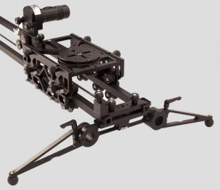 Kessler's new Shuttlepod Mini - compact, all-angle slider
