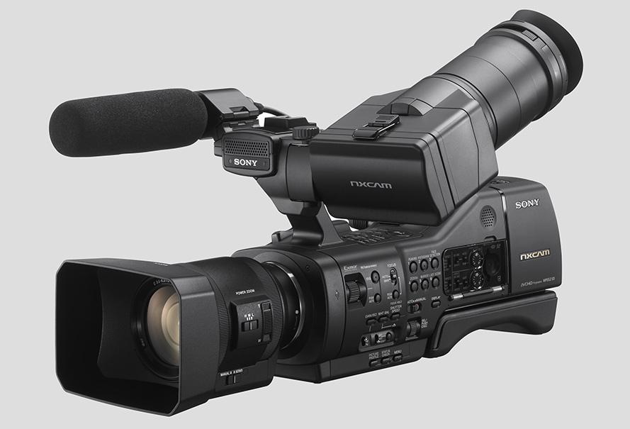 sony ea50 1 The new Sony NEX EA50   ultimate large sensor supercam?