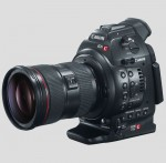 c1001 150x147 IBC 2012   Canon EOS C100 is in love with the Ninja
