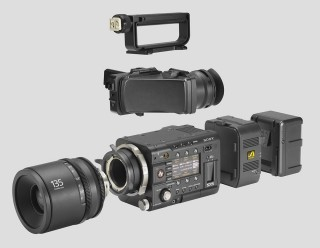 SonyPro Module Design F55 320x248 Sony dropped the F bomb: announces F5, F55 4K cameras