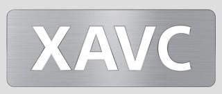 SonyPro XAVC Logo 320x136 Sony dropped the F bomb: announces F5, F55 4K cameras