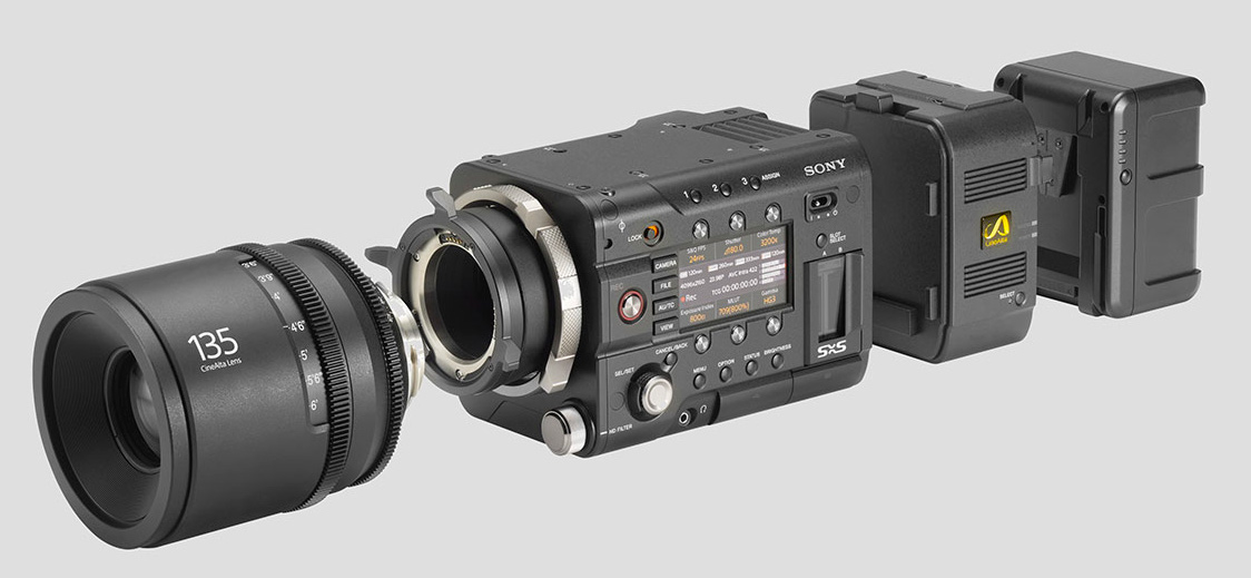 sonyf5 Sony F5 Euro price a lot lower than expected & first short film