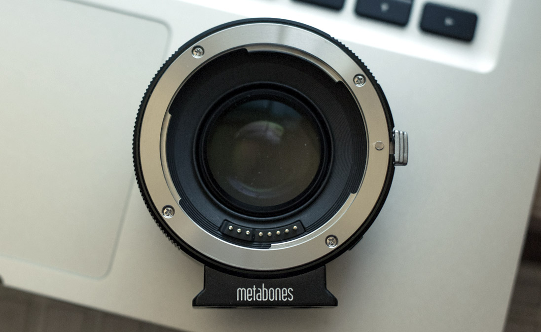 metabones 2 Metabones speed booster   the most exciting adapter ever
