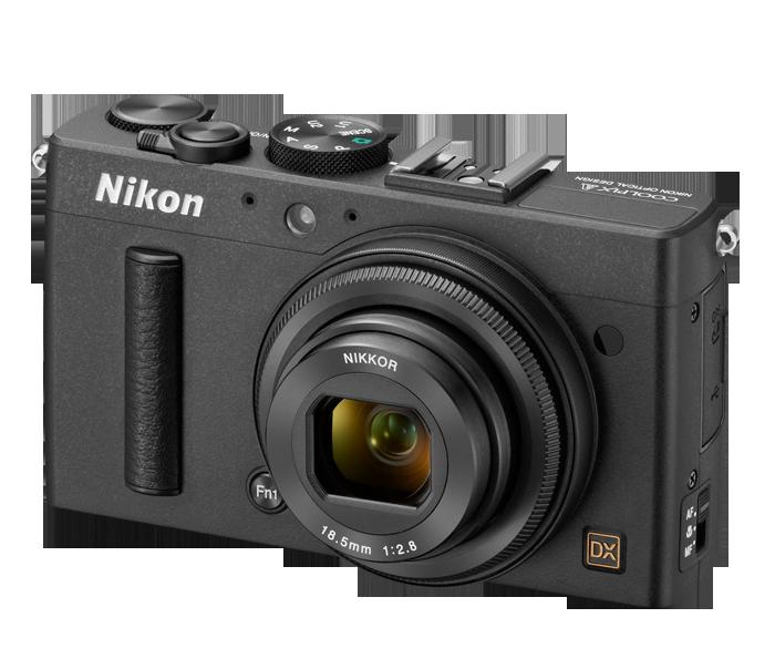 Nikon Coolpix A promises large sensor goodness for your pocket