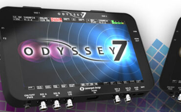 "Odyssey 7 - next generation 7"" field recorder + oled monitor"