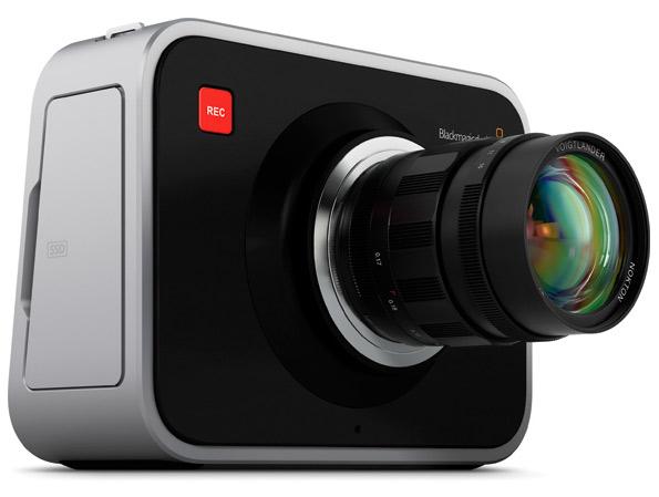 Blackmagic MFT camera now shipping!