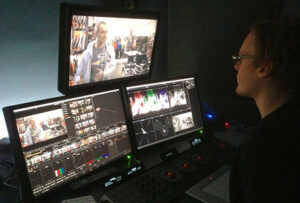 Grading at VFX