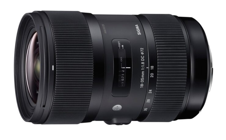 Sigma's f/1.8 zoom lens announced - only $799!
