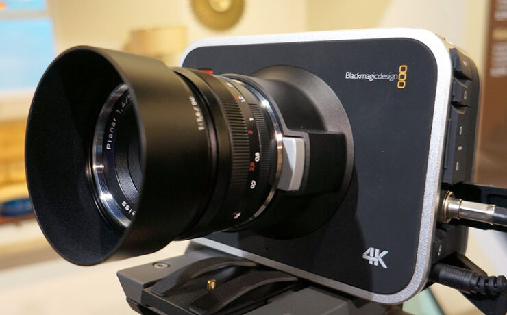 Blackmagic Production Camera 4K - all about the intriguing new camera
