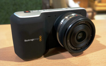 First footage from the Blackmagic Pocket Cinema Camera released