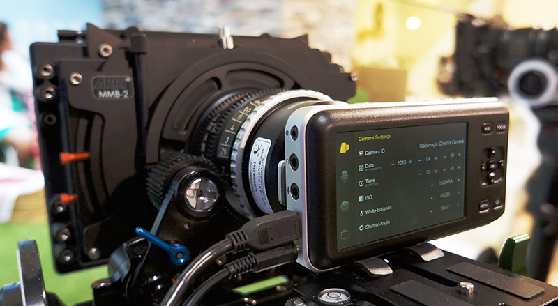 Blackmagic Pocket Cinema Camera - All about the new $995 wonder ...