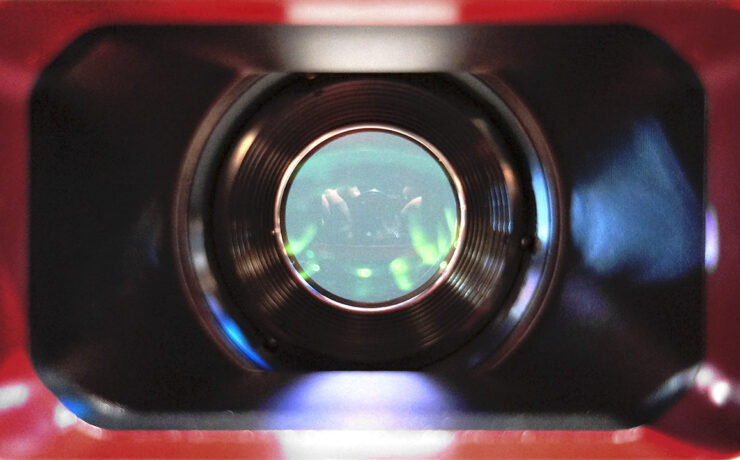 Deity Mira - Quality viewfinder for Canon C300 / 500