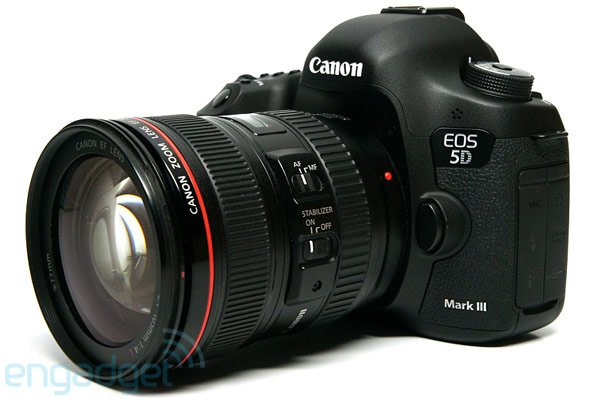 Canon 5D Mark III firmware update for clean HDMI output leaked<BR>UPDATE: Now officially out!